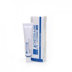 Kem trị mụn Vitara Acnetin-a Cream 0.05%, Tuýp 10g