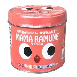 Kẹo ăn ngon Mama Ramune Nhật Bản, Hộp 200 viên