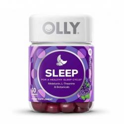 Kẹo dẻo hỗ trợ ngủ ngon Olly Sleep 50 viên