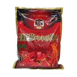 Kẹo Sâm dẻo có đường Hàn Quốc, Gói 200g