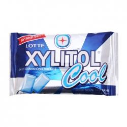 Kẹo không đường Lotte Xylitol hương Cool Mint 11.6g