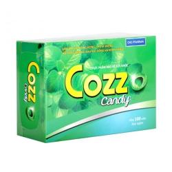Kẹo ngậm ho Cozz Candy HDG, Hộp 100 viên