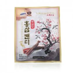 Kẹo sâm Cheonnyeonae Food không đường Hàn Quốc, Gói 200g
