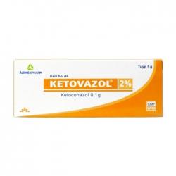 Ketovazol 2% Agimexpharm 5g