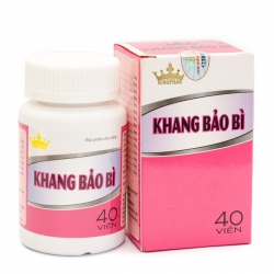 Khang Bảo Bì Kingphar hỗ trợ điều trị mề đay | Hộp 40 viên