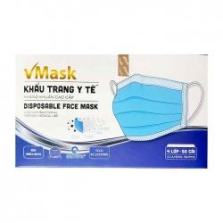 Khẩu trang y tế 4 lớp VMASK