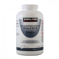 Kirkland Signature Glucosamine Sulfate 750mg | Chai  420 capsules