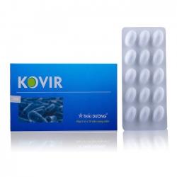 KOVIR tăng cường sức đề kháng cho cơ thể