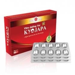 Tpbvsk dưỡng tóc Kyojapa, Hộp 30 viên