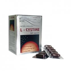 Thuốc làm đẹp Medisun L Cystine, Hộp 60 viên