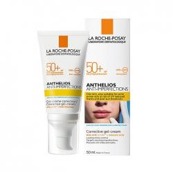 Kem chống nắng dành cho da bóng dầu, dễ nổi mụn La Roche-Posay Anthelios Anti-Imperfection 50ml