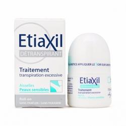Lăn khử mùi Etiaxil Déstranspirant Aisselles Peaux Sensibles cho da nhạy cảm