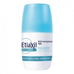 Lăn khử mùi Etiaxil Deodorant 48h Roll on Lot dạng lăn