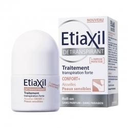 Lăn khử mùi Etiaxil Détranspirant Traitement Confort Aisselles Peaux Sensibles 15ml cho da siêu nhạy cảm