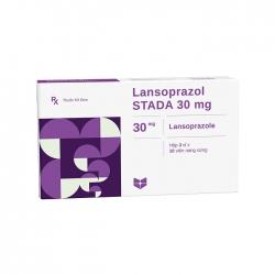 Thuốc tiêu hóa Stella Lanzoprazol STADA 30mg, Hộp 30 viên