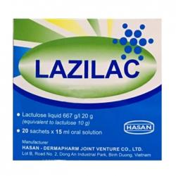 Lazilac Hasan 20 gói x 15ml