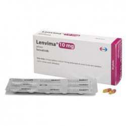 Thuốc Lenvima 10mg, Hộp 30 viên