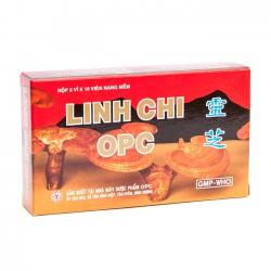 Linh Chi OPC điều hòa huyết áp giảm cholesterol