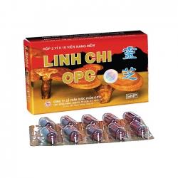 LINH CHI OPC tăng cường chức năng gan
