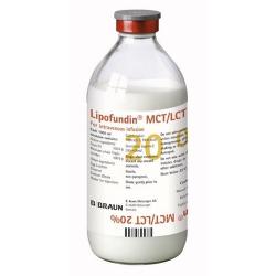 Lipofundin Mct/lct 20% Bbraun 100Ml, Hộp 10 lọ