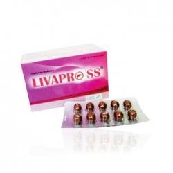 Viên uống bổ gan Livapro SS 50 viên