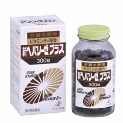 Viên uống giải độc Liver Hydrolysate with Vitamin B15