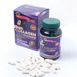 Love Care Collagen Type I & III với Vitamin A,E,C + Biotin