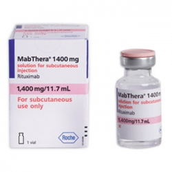 MABTHERA 1400MG/11.7ML SC