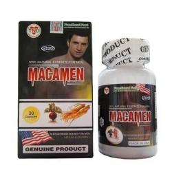 Thực phẩm bảo vệ sức khỏe MacaMen, Hộp 30 viên