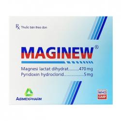Maginew Agimexpharm 10 vỉ x 10 viên