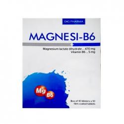Thuốc Magnesi B6 DHG, Hộp 100 viên