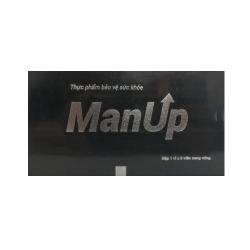 Tpbvsk sinh lý nam  ManUp, Hộp 6 viên