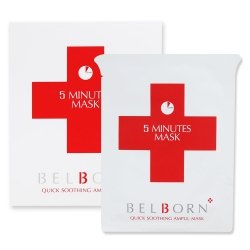 Mặt nạ dưỡng da BelBorn Quick Soothing Ampoule Mask