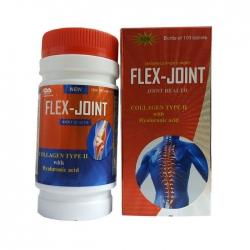 Mediphar USA Flex-Joint phục hồi tái tạo mô sụn khớp, Chai 100 viên
