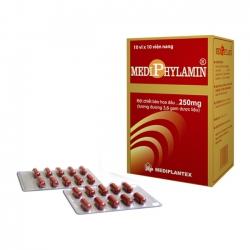 Mediphylamin 500mg tăng cường sức khỏe
