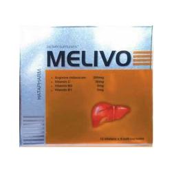 MELIVO bổ sung và giúp bảo vệ tế bào gan