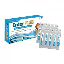 Men vi sinh Enter Plus, Hộp 20 ống 10ml