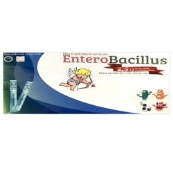 Men vi sinh EnteroBacillus dạng nước, Hộp 4x5 ống