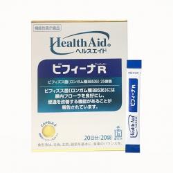 Men vi sinh hỗ trợ tiêu hóa Health Aid Bifina R (20 gói)