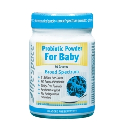 Men vi sinh Life Space Probiotic Powder For Baby cho trẻ sơ sinh
