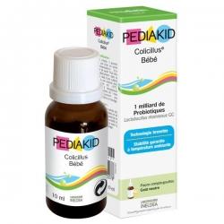 Men vi sinh Pediakid Colicillus Bébé - Men vi sinh dạng nước 10ml