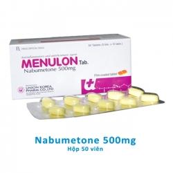 MENULON TAB Nabumetone 50mg