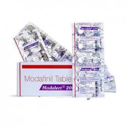 Thuốc Modalert 200mg, Hộp 100 viên