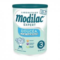 Sữa Bột Modilac Doucea croissance 3, Lon 800g dành cho bé từ 12 - 36 tháng