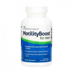 Fairhaven Health MotilityBoost for Men tăng cường sinh lý, cải thiện hình thái và di chuyển của tinh trùng