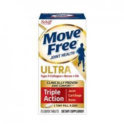 Tpbvsk  xương khớp Schiff  Move Free Ultra Triple Action, Hộp 75 viên