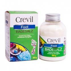 Muối ngâm chân cho người đau nhức xương khớp Foot Badesalz 600g Crevil