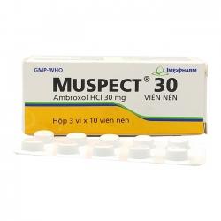 Imexpharm Muspect 30mg, Hộp 30 viên