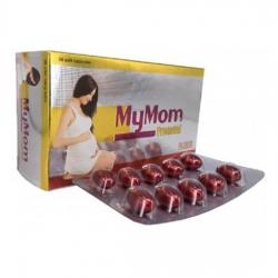 MyMom Prenatal bổ sung vitamin và khoáng chất