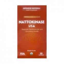 Nattokinase USA, Chai 60 viên